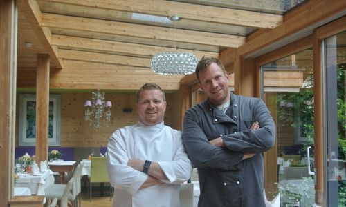 Restaurant HeLeni at DasPosthotel: Our new team