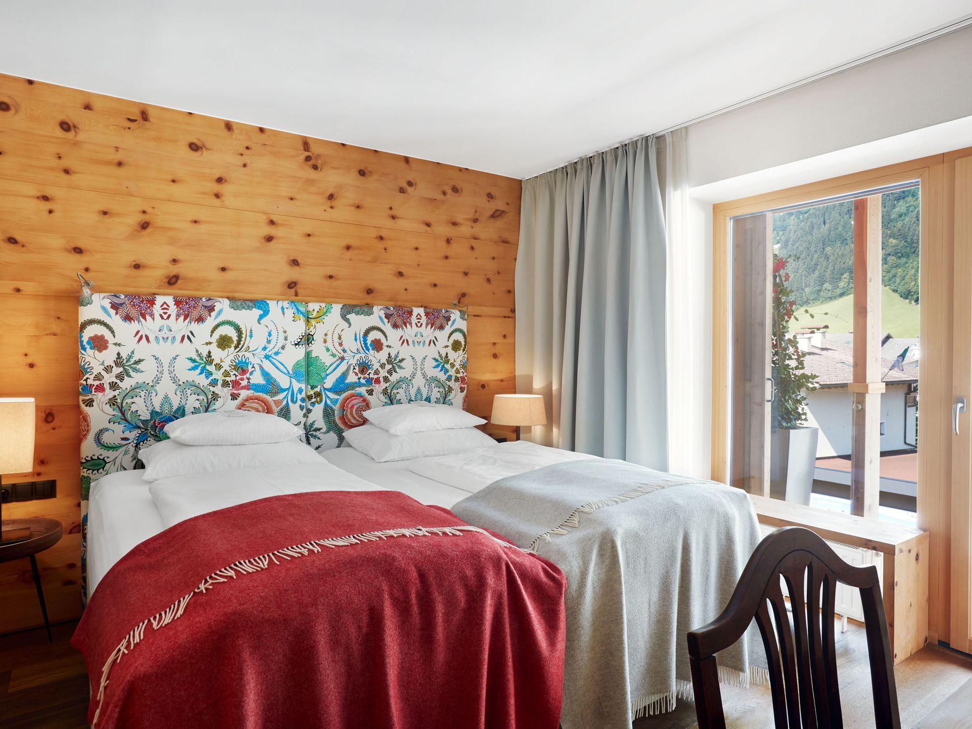 Apartment Sommerberg - bedroom | Das Posthotel, Zell im Zillertal