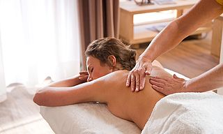Wellness package at DasPosthotel