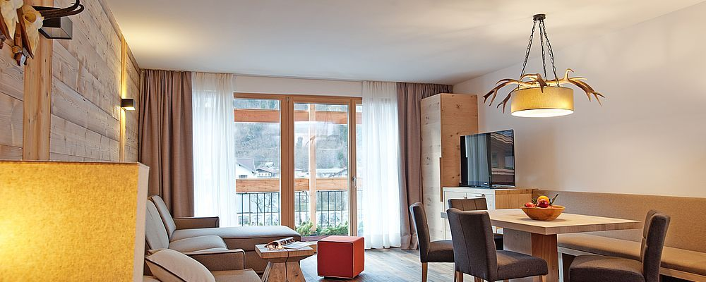 Zillerspitz summit suite
