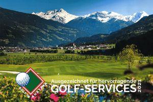 Hervorragende Golfservices - Auszeichnung von Golf in Austria